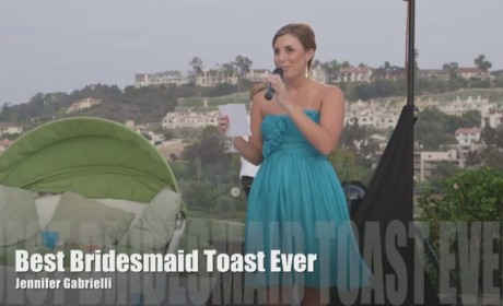 Maid of Honor Goes All Eminem for Wedding Toast, Wins the Internet