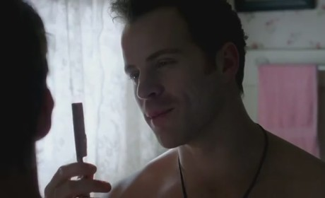 True Blood Sneak Peeks: A Sexy Shave, A Mysterious Meeting