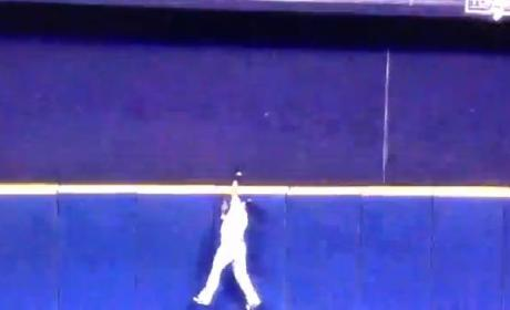 Carlos Gomez Catch