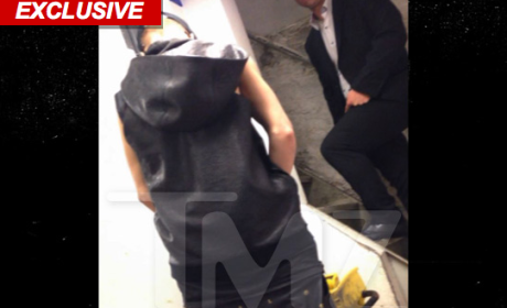 Justin Bieber Pees in Bucket, Curses Off Bill Clinton