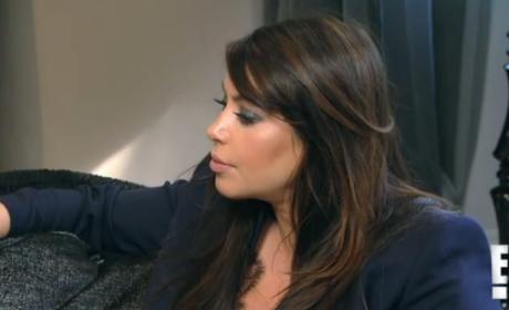 Kim Kardashian Komplains About Krappy Toilet Paper: I Wanna See What I Wipe!