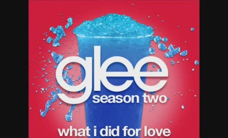 "Glee Cast - ""What I Did For Love"""