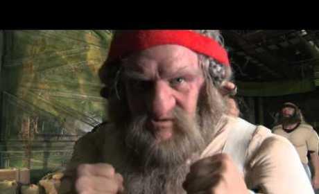 Dwarf-ercize Video