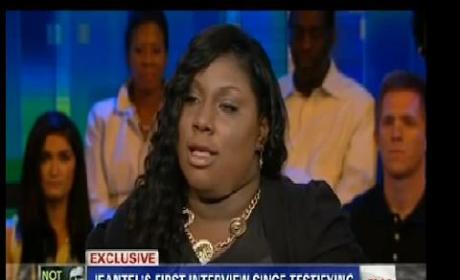 Rachel Jeantel on Piers Morgan Tonight