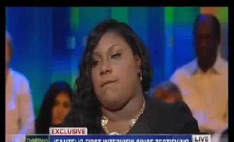 Rachel Jeantel on Piers Morgan Tonight (Full Interview)