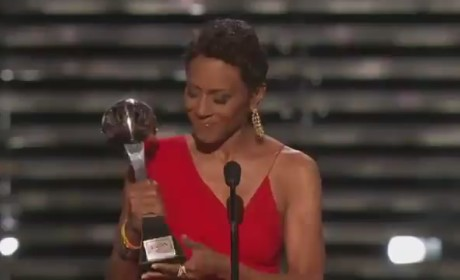 Robin Roberts Receives Arthur Ashe Award (2013 ESPYs)