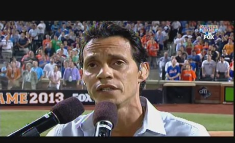 Marc Anthony God Bless America Performance (MLB All-Star Game)