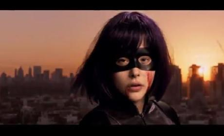 Kick-Ass 2 Comic-Con Red Band Trailer
