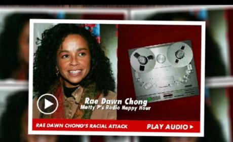 Rae Dawn Chong RIPS Oprah
