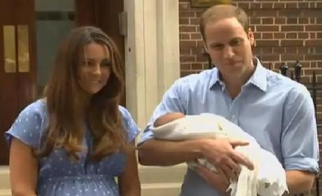 Royal Baby Video