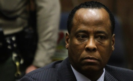Conrad Murray Voicemail