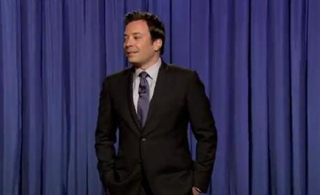 Jimmy Fallon Announces Baby Name on Late Night: Warning, It's Adorable