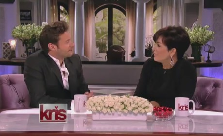 Kris Jenner Talks Amanda Bynes