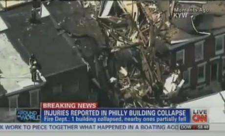 Philadelphia Explosion