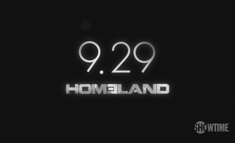 Homeland Season 3 Teaser