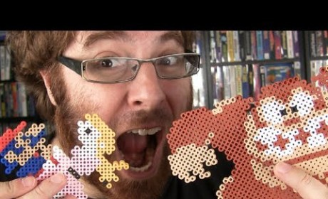 Man Recreates Donkey Kong Video Game Using Stop Motion: What Have You Done Today?