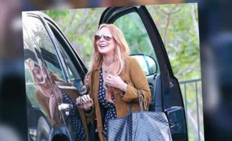 Lindsay Lohan: Out of Rehab! Can She Stay Clean?
