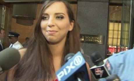 Sydney Leathers Leaving Howard Stern Show