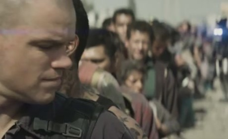 Elysium Extended Trailer: Matt Damon is Ready to Go!