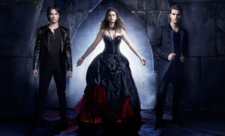 The Vampire Diaries Season Premiere Title: Revealed!