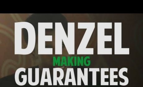 Denzel Washington Guarantees Results... In Almost Every Movie He's In