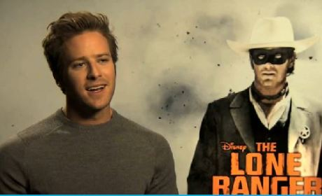 Johnny Depp and Armie Hammer: Critics to Blame for Lone Ranger Flop