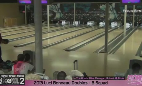 Perfect Bowling Game Ruined by Mistimed Pin Rack Drop: Watch, Agonize Now!
