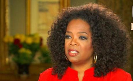 Oprah on Paula Deen N-Word Scandal: For Me, It's Just Sad