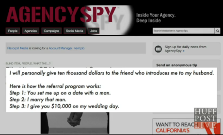 Woman Offers $10,000 For Help Finding a Husband