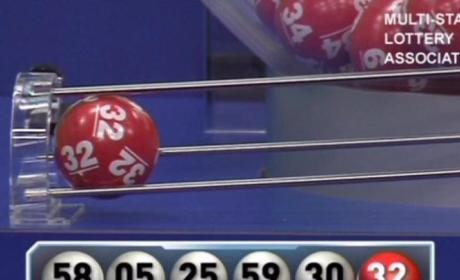 Powerball Winning Numbers (August 7, 2013)