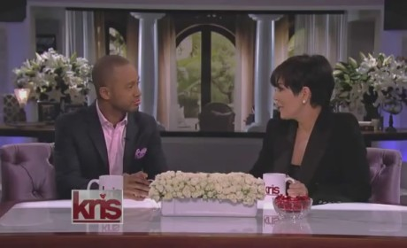 Kris Jenner Defends Daughter, Tells President Obama: She Works SO Hard!