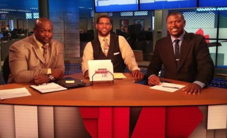 "Hugh Douglas: FIRED By ESPN Over ""Uncle Tom"" Comment"
