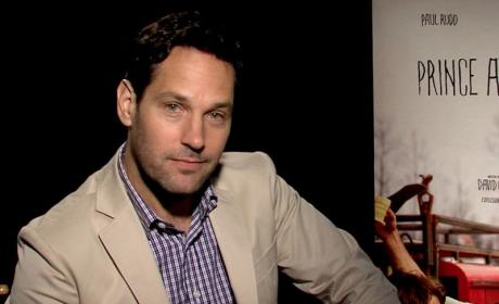 Paul Rudd Interviewed About Prince, Analyzes Magazine Masturbation