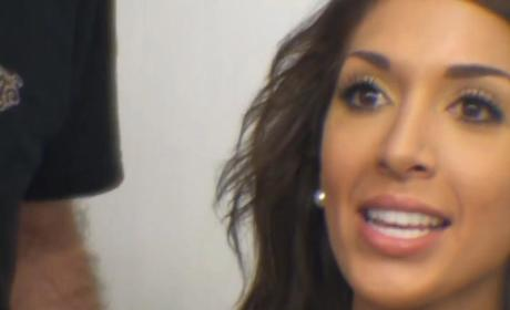 Farrah Abraham Models For Girls and Corpses Magazine ... Seriously