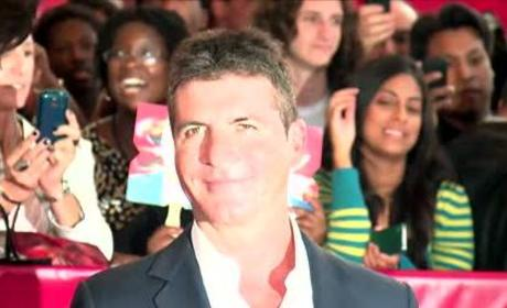 Simon Cowell Refuses to See Lauren Silverman