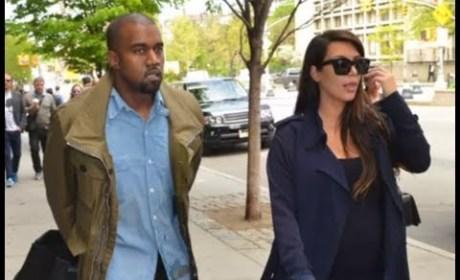 Kim Kardashian Pregnant Again? Please, No ...