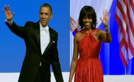 Michelle Obama on Bangs