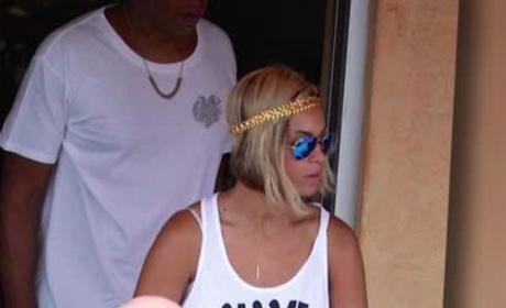 Beyonce Bob Haircut
