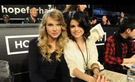 Taylor Swift vs. Justin Bieber vs. Selena Gomez