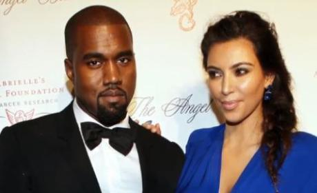 Kim Kardashian Baby Weight: Keep It On, Kanye West Urges!
