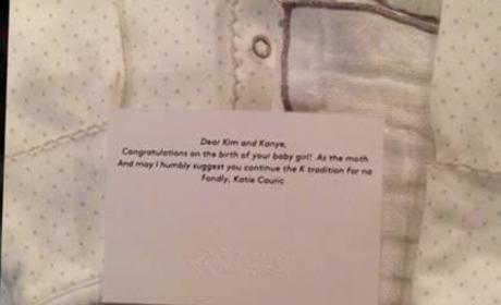 Kim Kardashian Slams Katie Couric