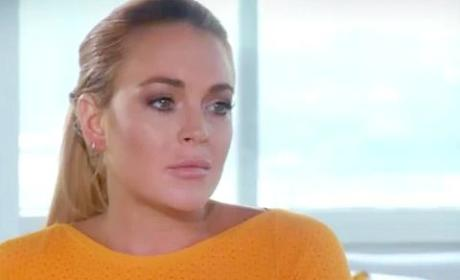 Lindsay Lohan on Oprah's Next Chapter - Wake Up Call