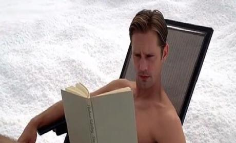 Alexander Skarsgard: Nude on True Blood!