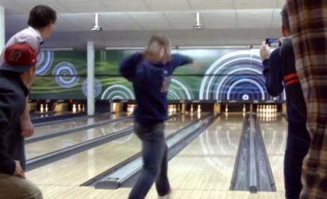 Bowler Picks Up 7-10 Split with a Baseball: Real or Fake?