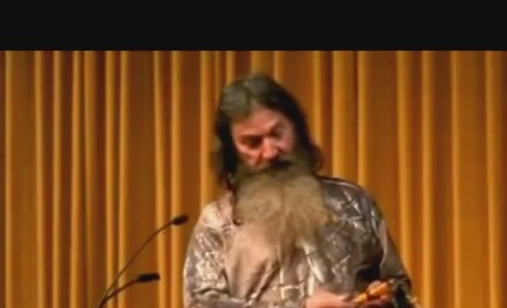 Phil Robertson on Abortion
