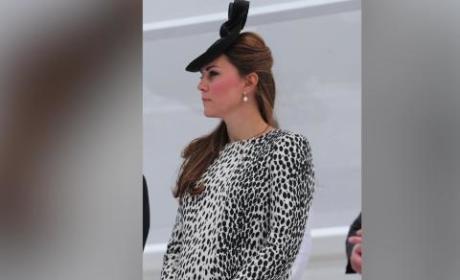 Kate Middleton Maternity Fashion