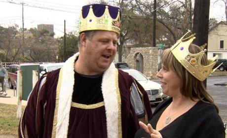 Modern Dads Clip - Princess Party