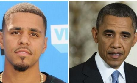 J. Cole: Obama Wouldn't Be President With Dark Skin