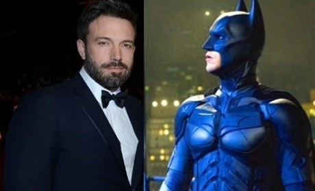 Ben Affleck Confirmed as Batman: Official Statement