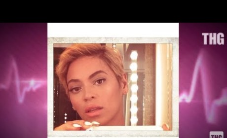 Beyonce Haircut Madness